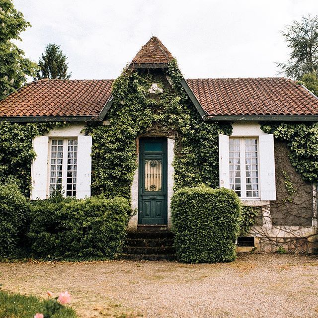The cutest little French cottage. #theacademyfrance