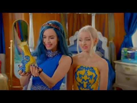 Descendientes 2 Pelicula Completa Espanol Emp3z Com Youtube Disney Descendants Disney Channel Descendants Cotillion Dresses