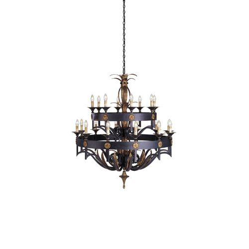 Currey company c9837 camelot large foyer chandelier chandelier hammered steel at shop ferguson