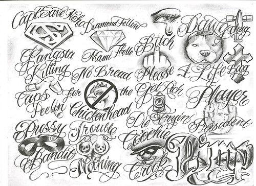 Chicano Tattoo Designs Boog Tattoo Chicano Art Tattoos Chicano Lettering