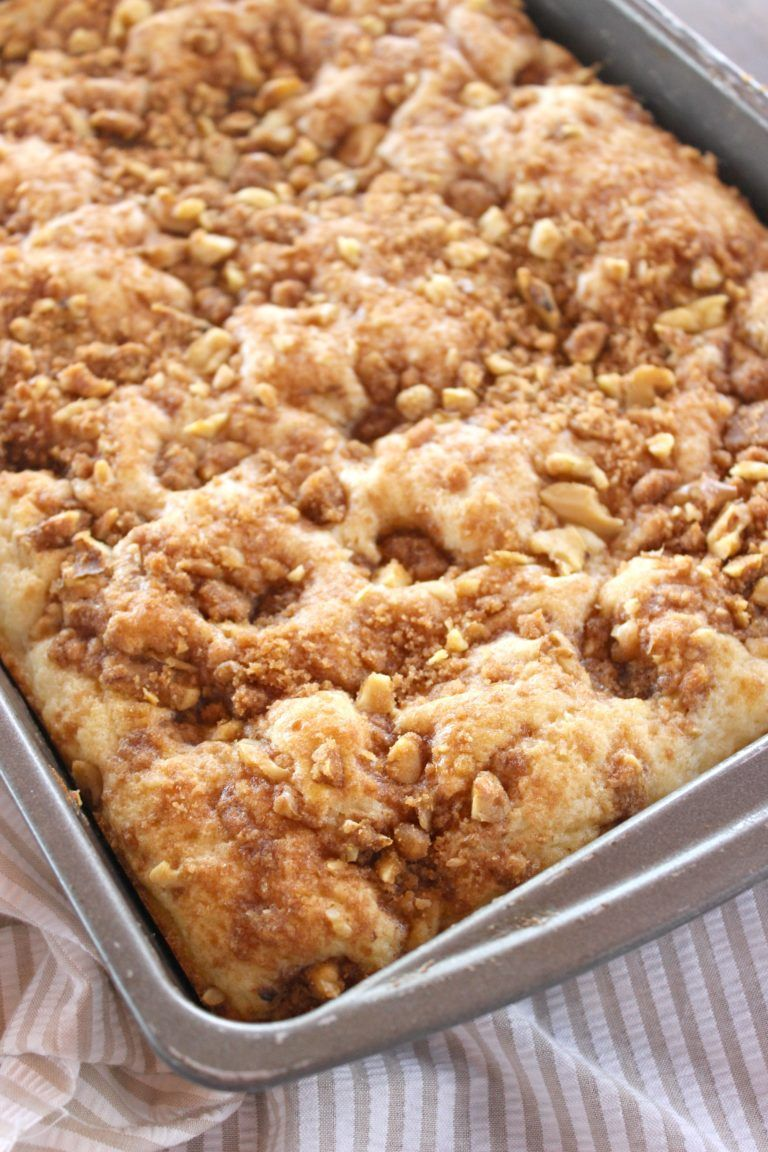 Buttermilk Coffee Cake I Dig Pinterest Recipe Buttermilk Coffee Cake Coffee Cake Recipes
