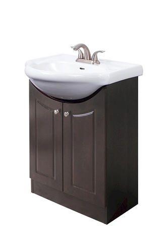 24 Euro Vanity Espresso At Menards In White Menards Bathroom Vanity Drop In Bathroom Sinks Bathroom Vanity Tops