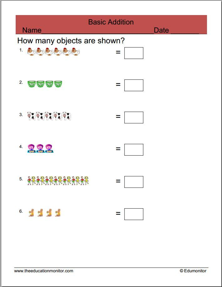 Download a collection of math worksheets for grade 3:addition ...