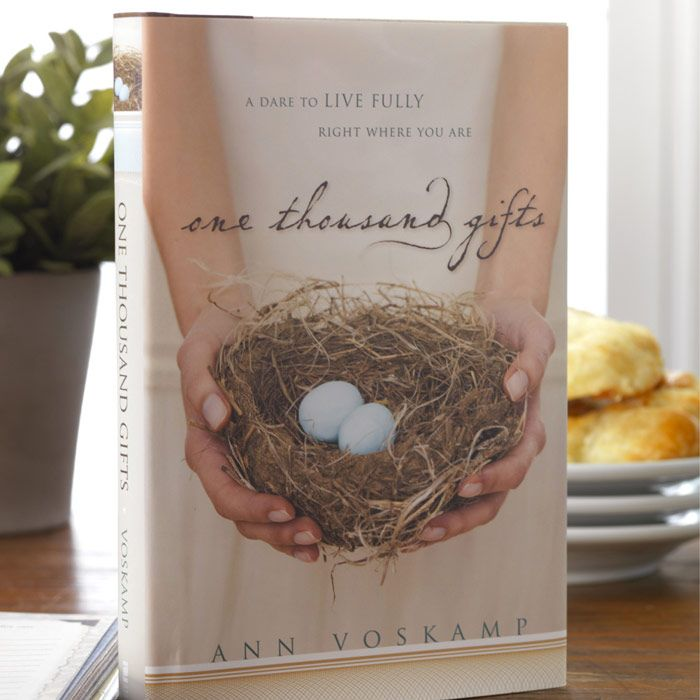 Live A Life Fully Right Where You Are This Book Is A Beautifully Practical Guide To Living A Life Of Joy One One Thousand Gifts I Love Books Devotional Books