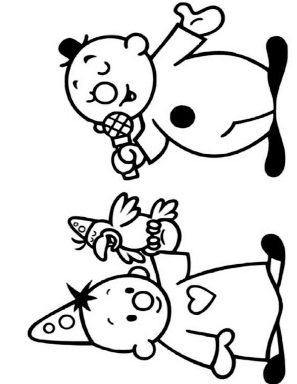 Quatang Gallery- Kleurplaat Bumba Bumba Kleurplaten Disney Baby S Thema