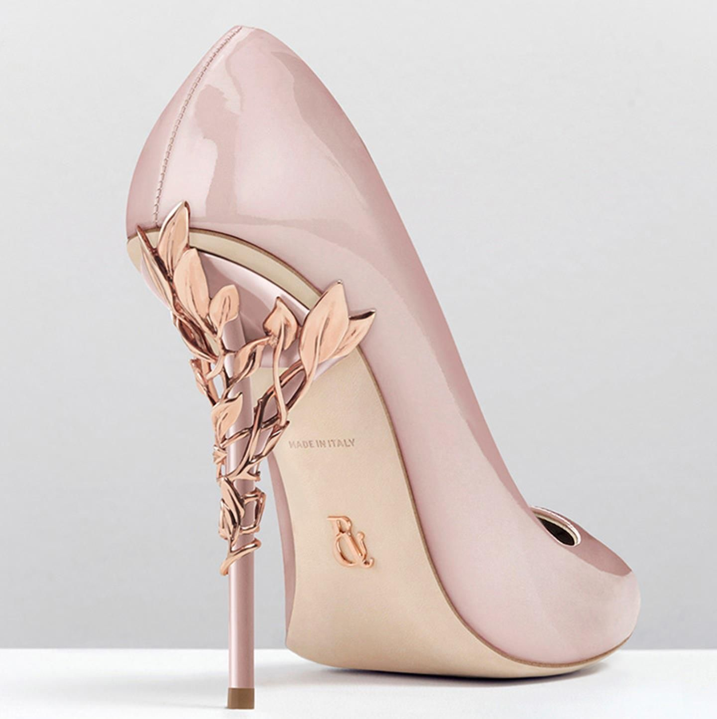 67 Most Beautiful Blush Pink Wedding Shoes Fashion And Wedding Pink Wedding Shoes Bride Shoes Gold Wedding Shoes