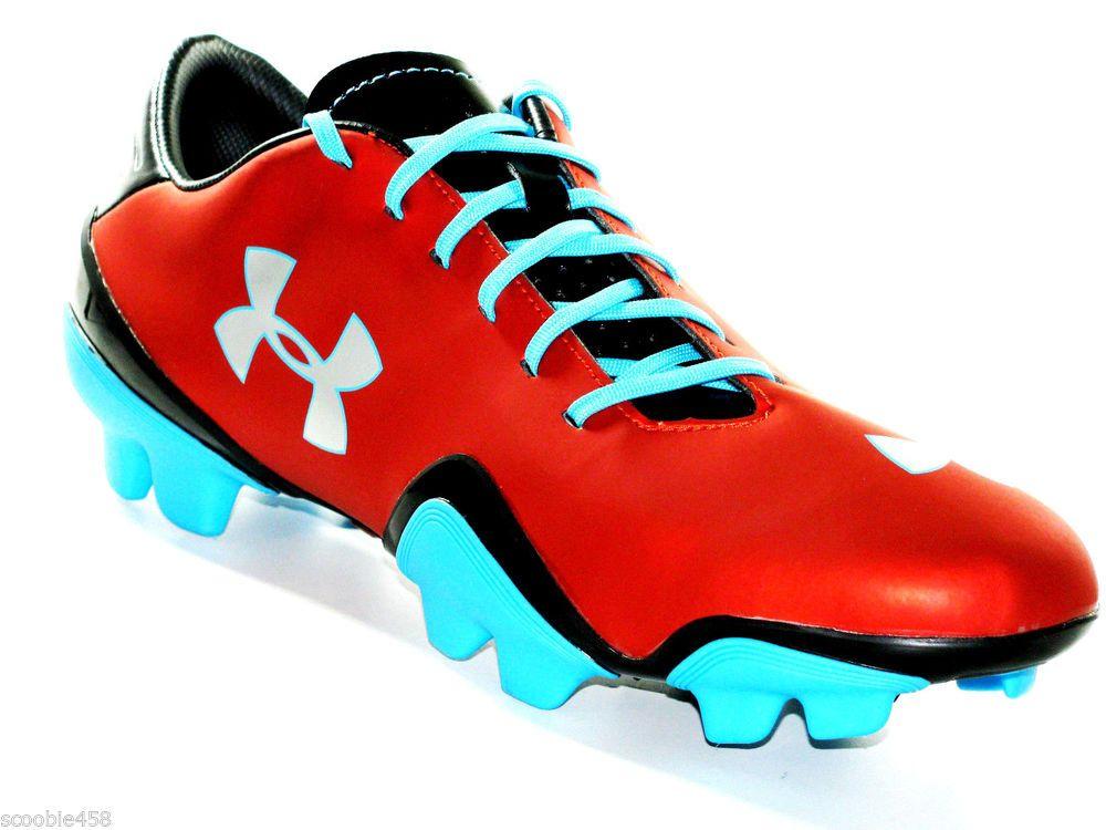 201e4d95b New Mens Under Armour Blur Flash III FG Soccer Futbol Cleats/Boots Size 10