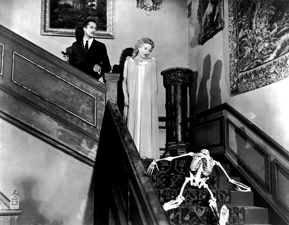 House On Haunted Hill (1959) Carol Ohmart (Annabelle Loren