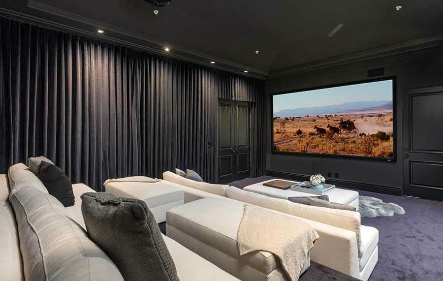 13 Interesting Home Theater Ideas For 2019 Interior Designs Interior Design Home Theater Room Design Home Theater Rooms Home