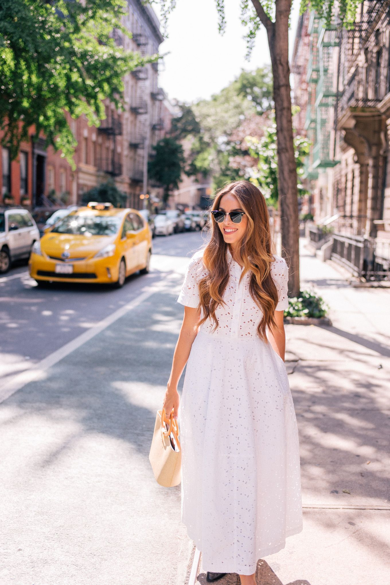 Wearing Summer Dresses Into Fall Julia Berolzheimer Summer Dresses Dresses Fashion [ 2036 x 1360 Pixel ]