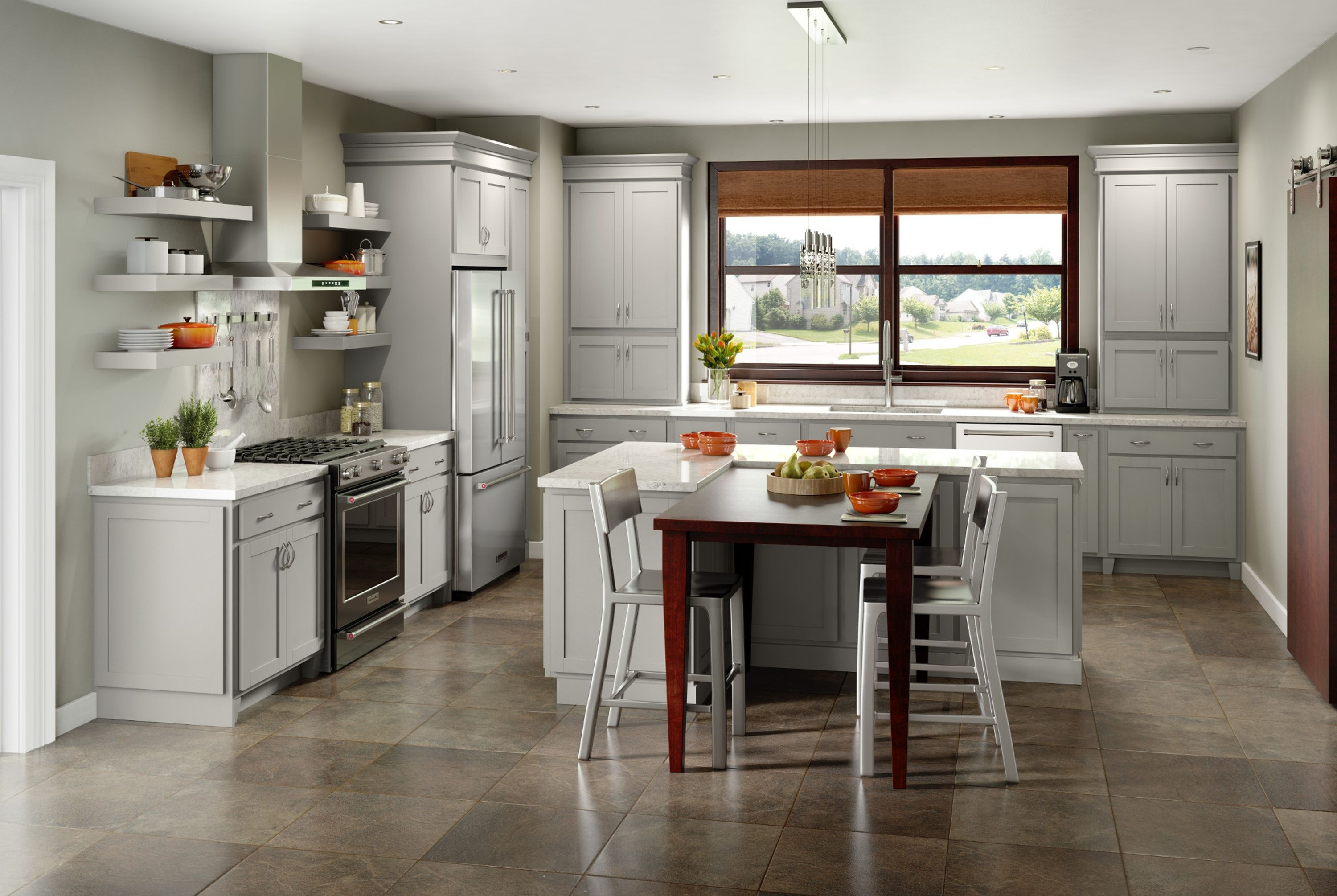 San Mateo Collection American Woodmark American Woodmark Cabinets Custom Kitchen Cabinets Kitchen And Bath Remodeling
