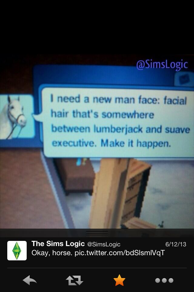 Pin By Hailey Carabajal On Lolzerton Sterling Sims Funny Sims Memes Sims