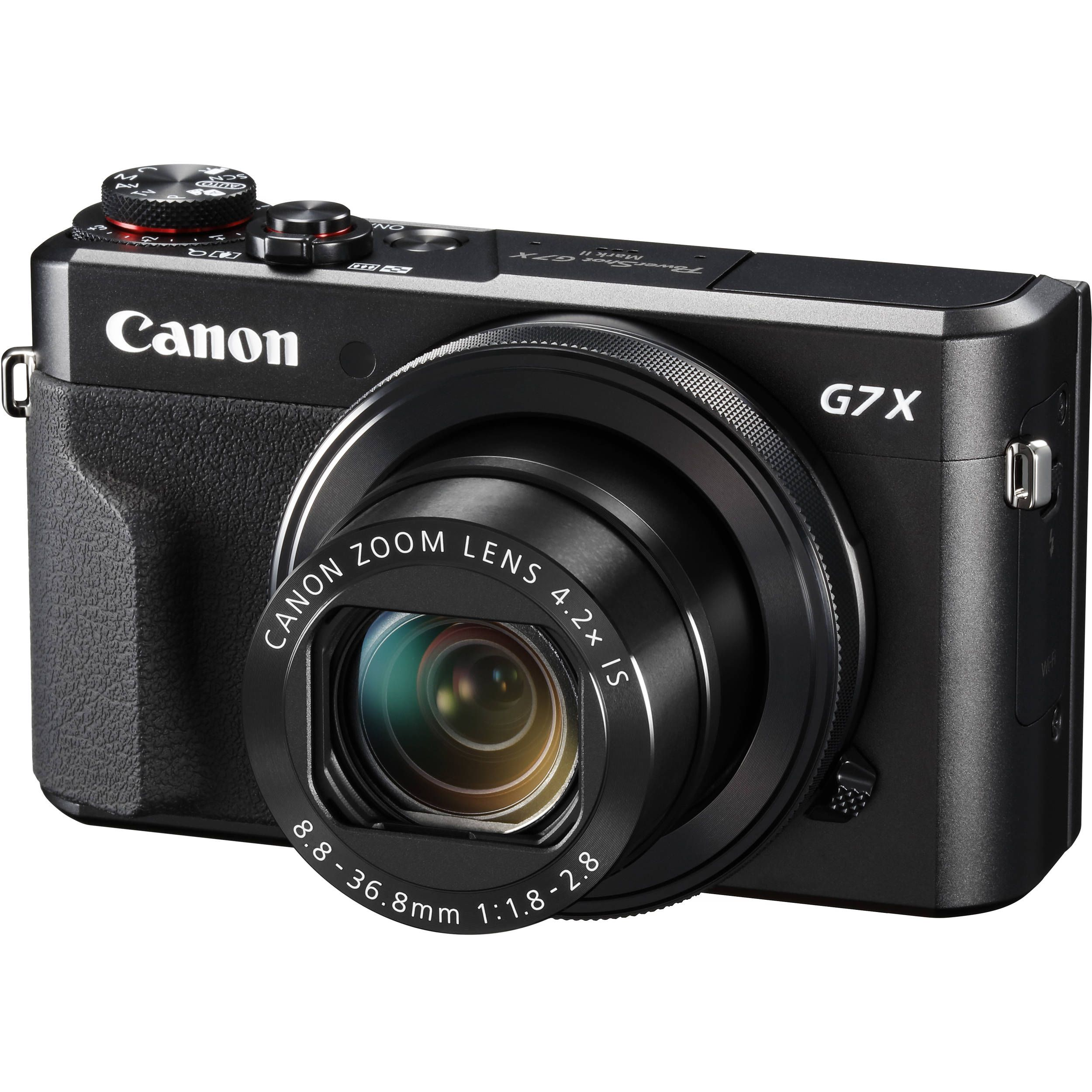 Canon Powershot G7 X Mark Ii Digital Camera Powershot Compact Digital Camera Vlogging Camera