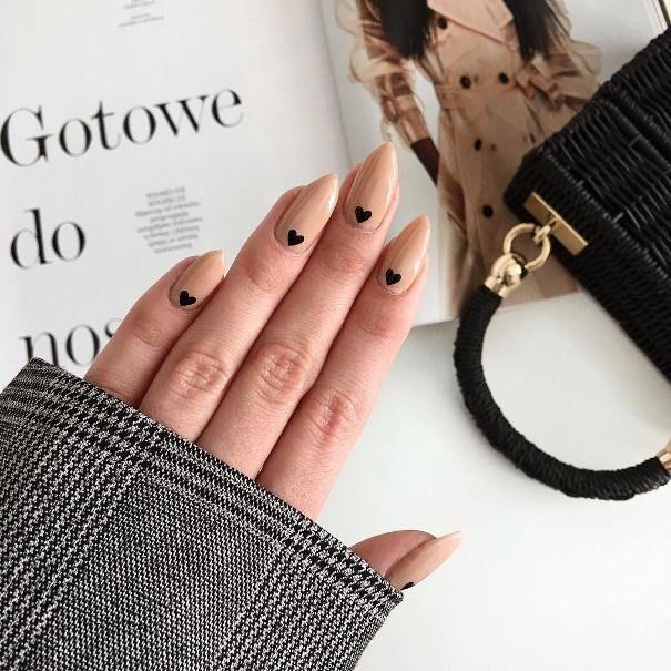 Photo of 50+ Adorable Heart Nail Designs ❤️💙🧡 – Be Modish