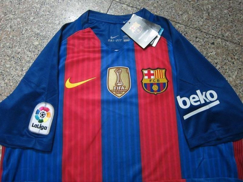 Camiseta FC Barcelona 16-17 23297684dd6