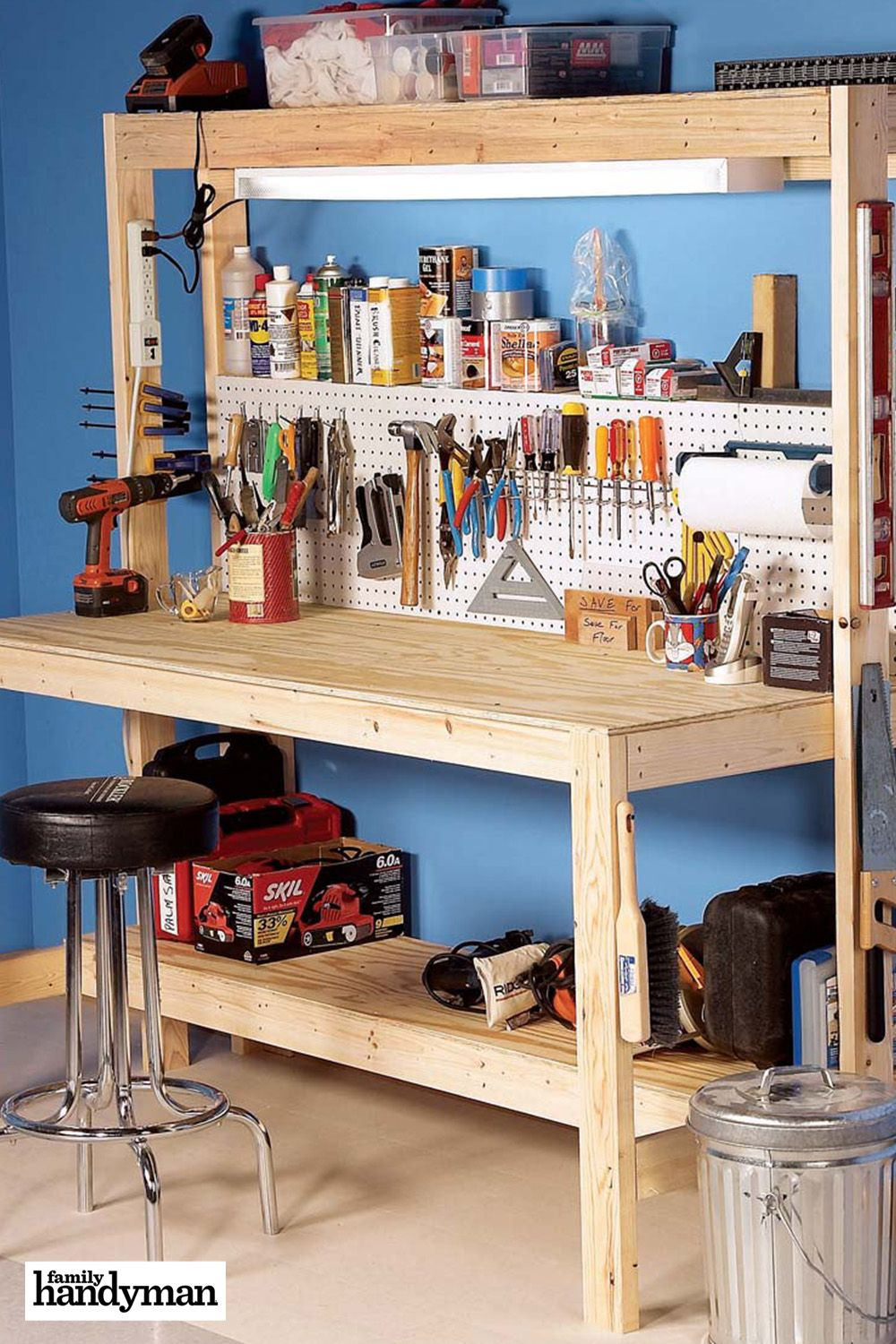 12 Fabulous Diy Projects Costing Less Than 50 In 2020 Building