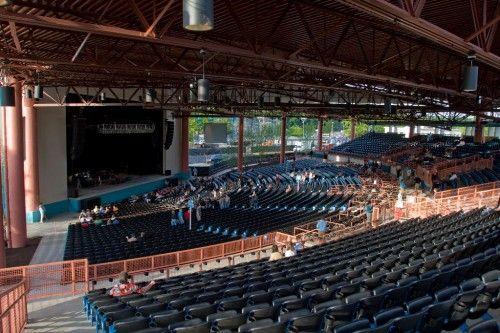 Riverbend Music Center Cincinnati Oh Concert Venue Music Centers Cincinnati