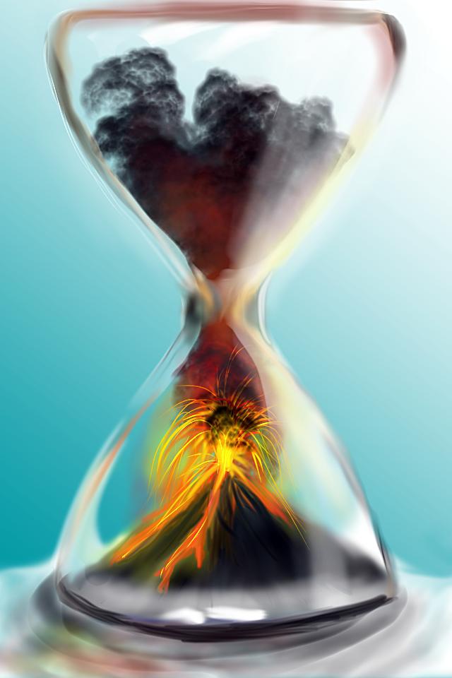 our hourglass according to Alex by oxiran.deviantart.com on @deviantART