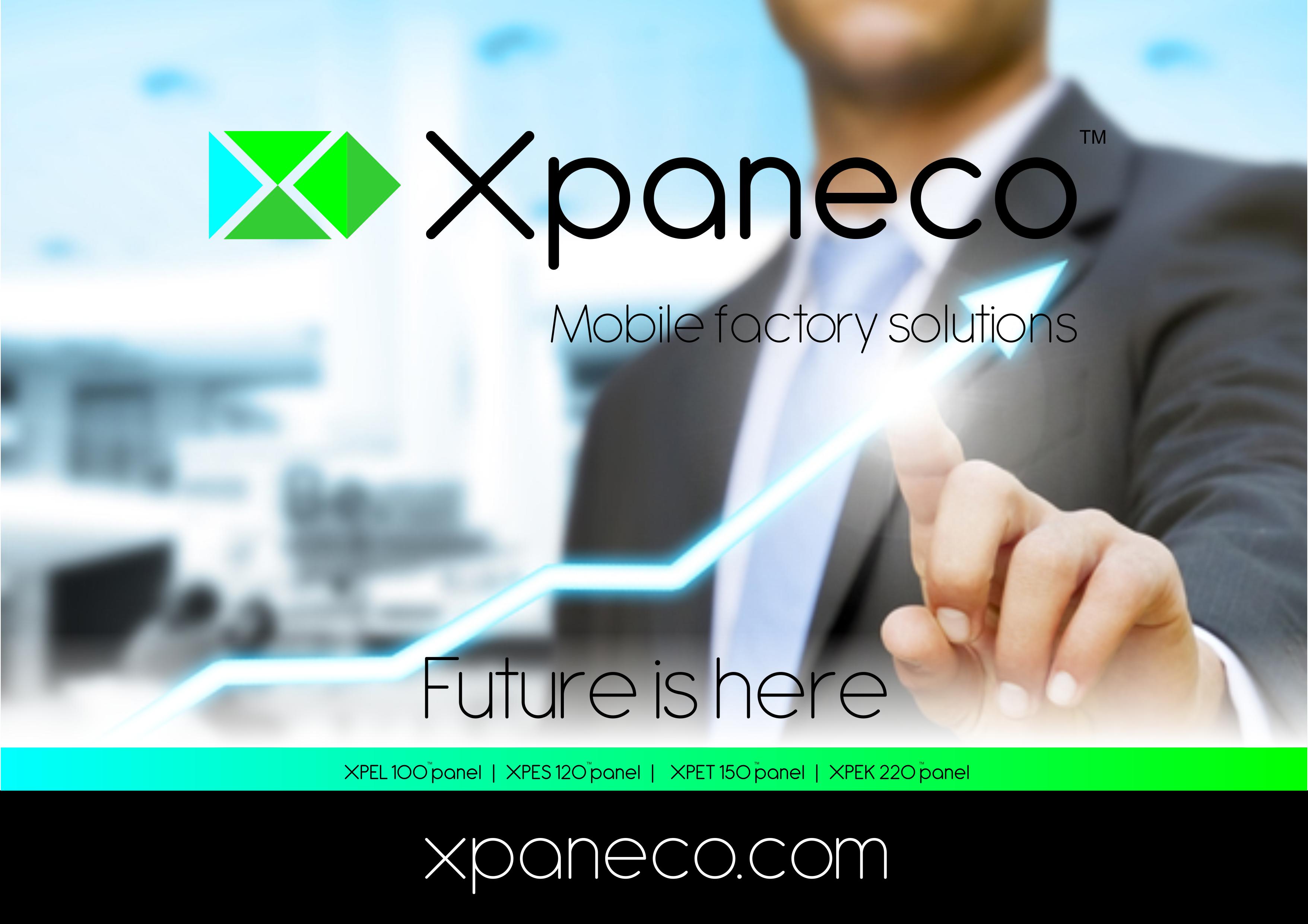 Xpaneco Advert English Xpaneco