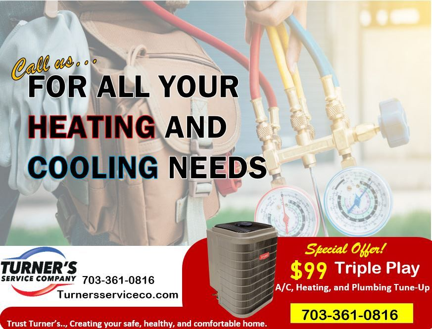We are here for all your heating and cooling needs! Call