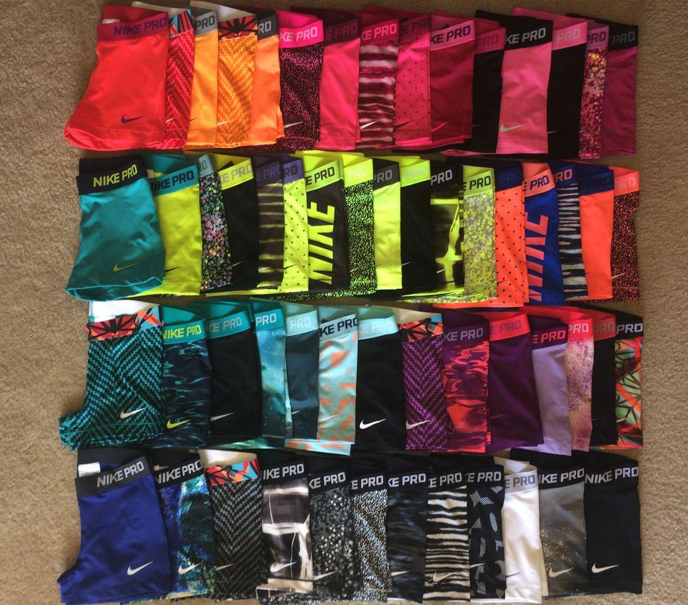 Nike pro core essential compression shorts