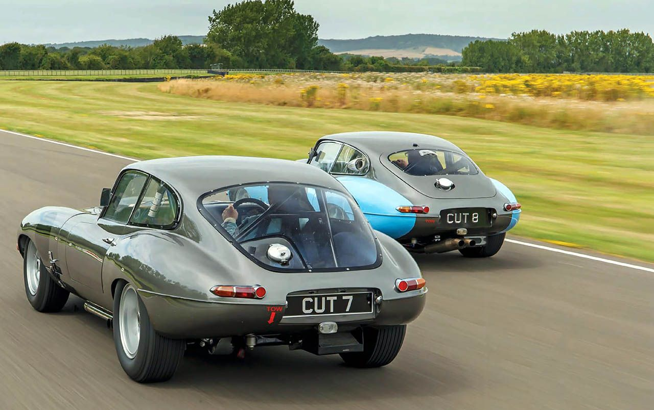 two e all original jaguar sale type series miles coupe owners for