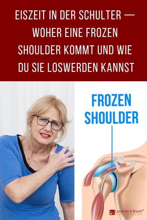 Photo of Eiszeit in der Schulter — Woher eine Frozen Shoulder kommt und wie sie wieder verschwinden kann