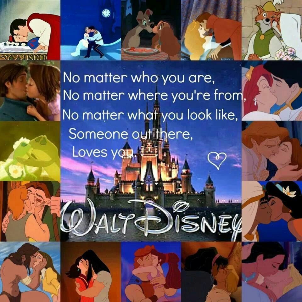 Walt Disney Quotes Love Love Love Pinterest Frases