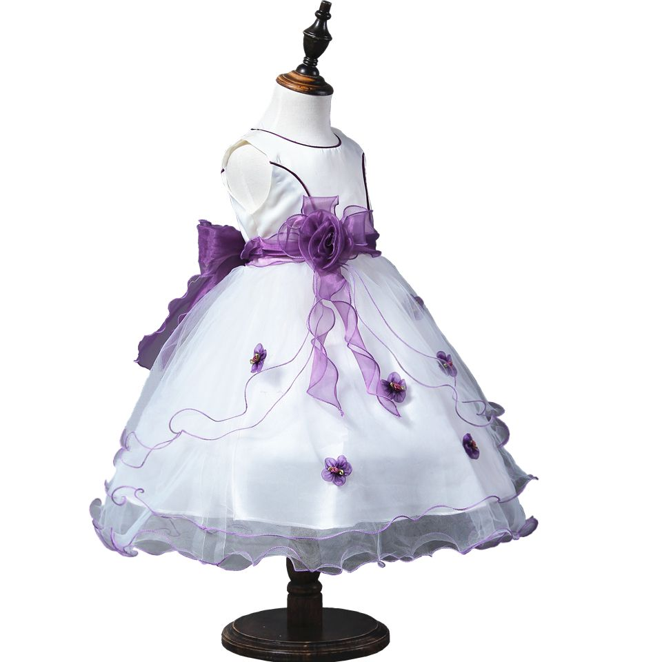 Click to buy glamour factory wholesale patchwork pageant dress click to buy glamour factory wholesale patchwork pageant dress for girls 2 purple flower izmirmasajfo
