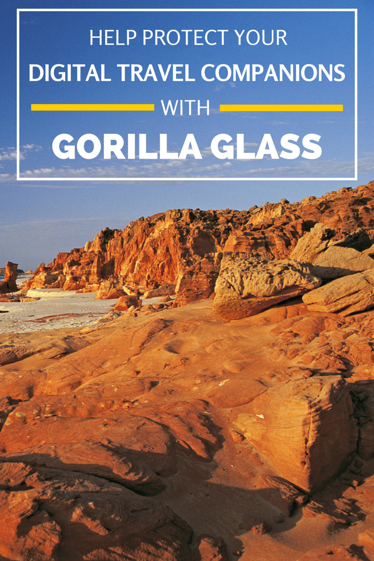 Make sure your digital devices are protected with the toughest cover glass yet to help keep them safe through all your #travel adventures around the world! #gorillaglass https://www.littlethingstravel.com/