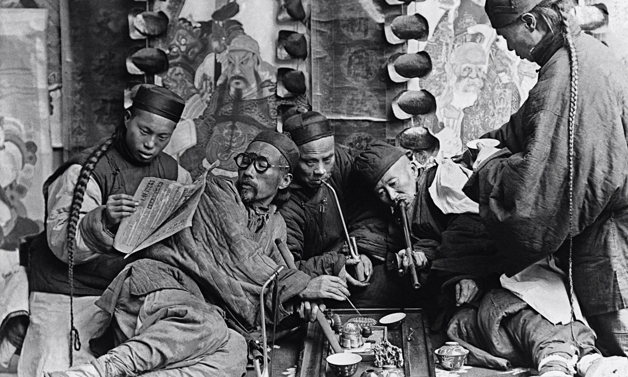 Opium den in Little Bourke street Melbourne's Chinatown. #twistedhistory #melbournemurdertours