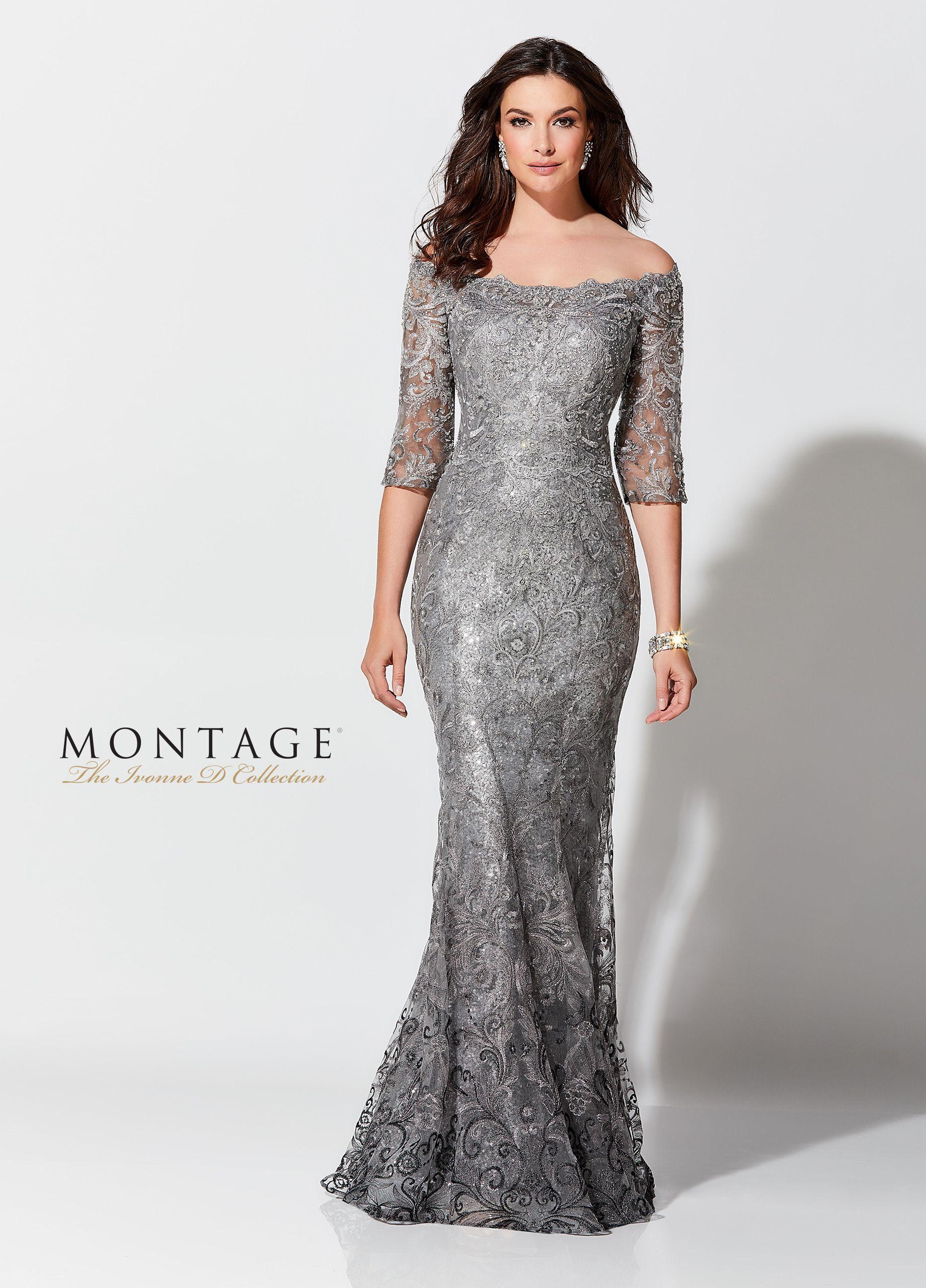 Ivonne d evening dresses 118d07 mother of the bride