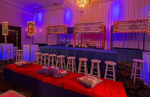 Cool & Creative Menu Signs - Bar Mitzvah Ideas {Party Planner: The ...