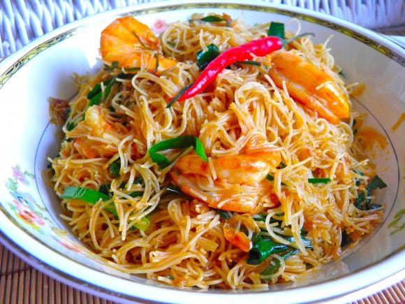 Resepi Bihun Goreng Sedap Easy Meals Recipes Food