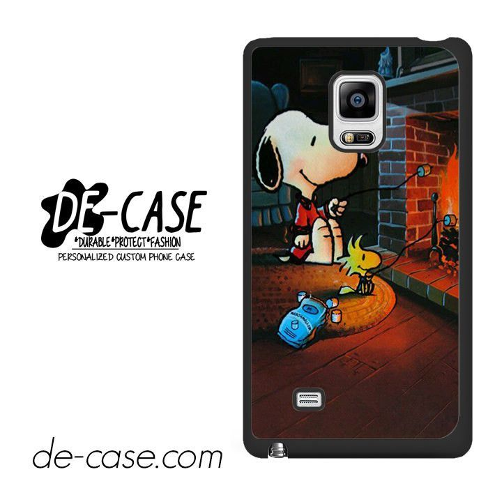 Snoopy DEAL-9741 Samsung Phonecase Cover For Samsung Galaxy Note Edge