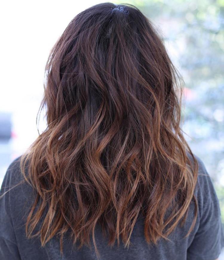 40 Unique Ways To Make Your Chestnut Brown Hair Pop Pinterest