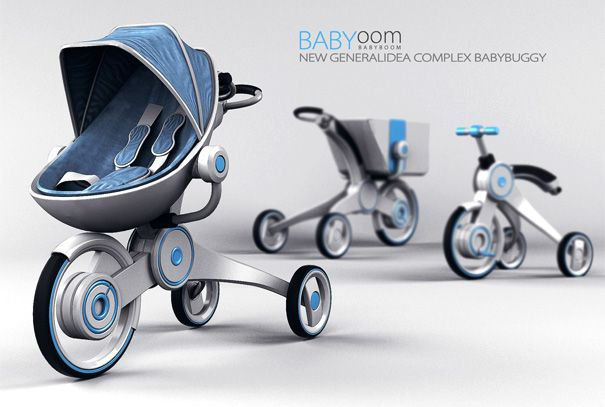 Pram, Stroller & Shopping Cart by Hadong Jung | XTREME ...