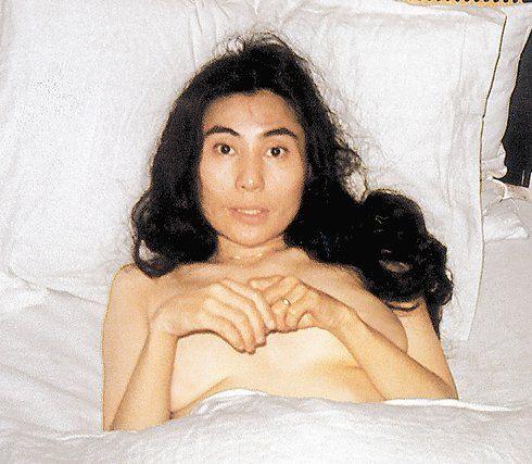 Sacred Heart girl, Yoko Ono | RSCJ | Pinterest | Yoko ono, Yoko and The Beatles