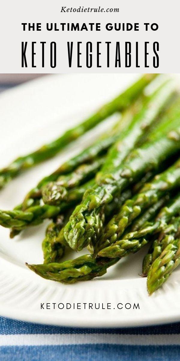 Kohlenhydratarme Gemüse