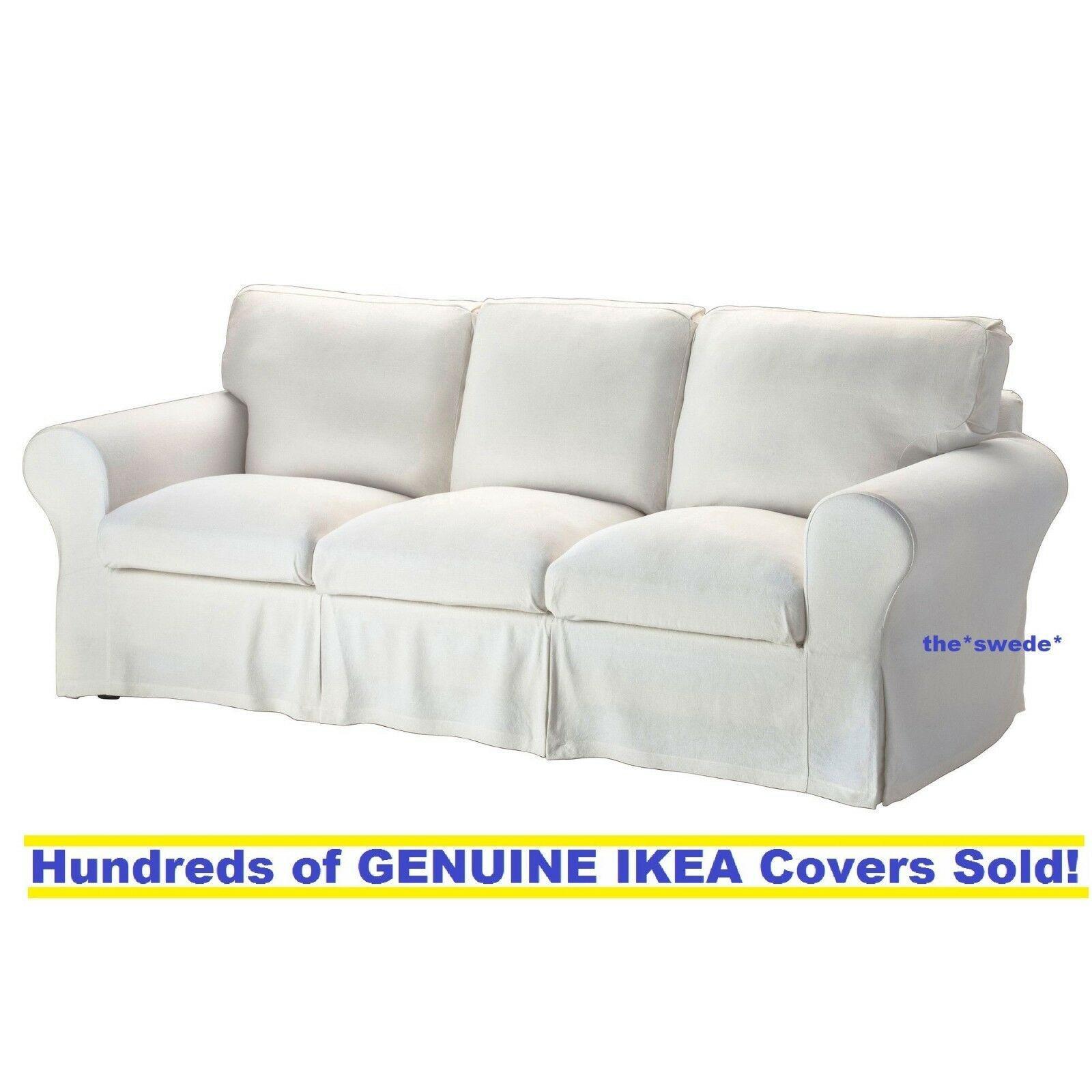 Ikea Ektorp Three 3 Seat Sofa Slipcover Cover Stenasa White New Sealed Ikea Sofa Ideas Of Ikea Sofa Sofa Ikea In 2020 Ikea Sofa Ikea Ektorp Slipcovered Sofa