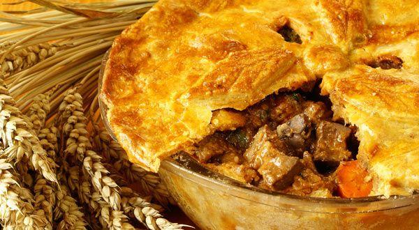 Meat Pie   Recipe   Irish recipes, Food recipes, Steak ...