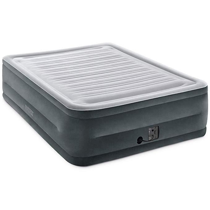 Intex Comfort Plush Elevated DuraBeam Airbed