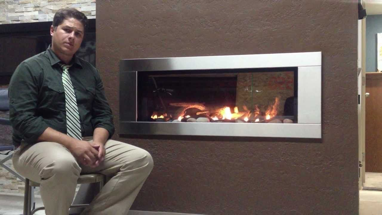 Napoleon Lhd45 Linear Gas Fireplace Modern Direct Vent Product Review