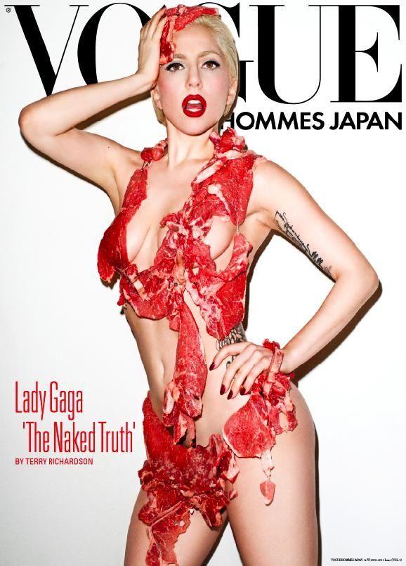 Lagy Gaga VOGUE