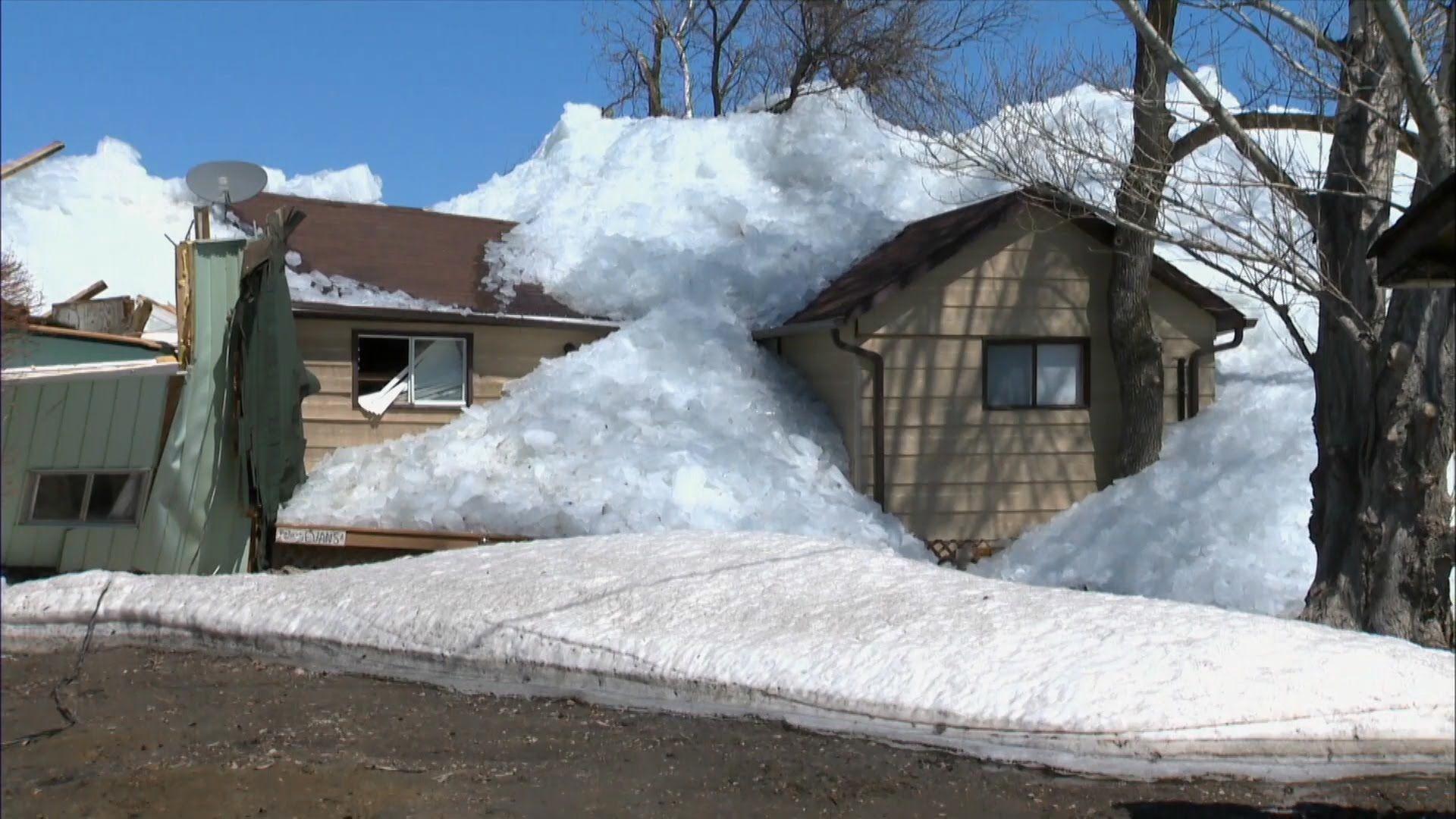 Le ciel nous est tombé sur la tête 2 : le Tsunami de glace.