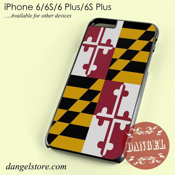Maryland Phone Case for iPhone 6/6s/6 Plus/6S Plus