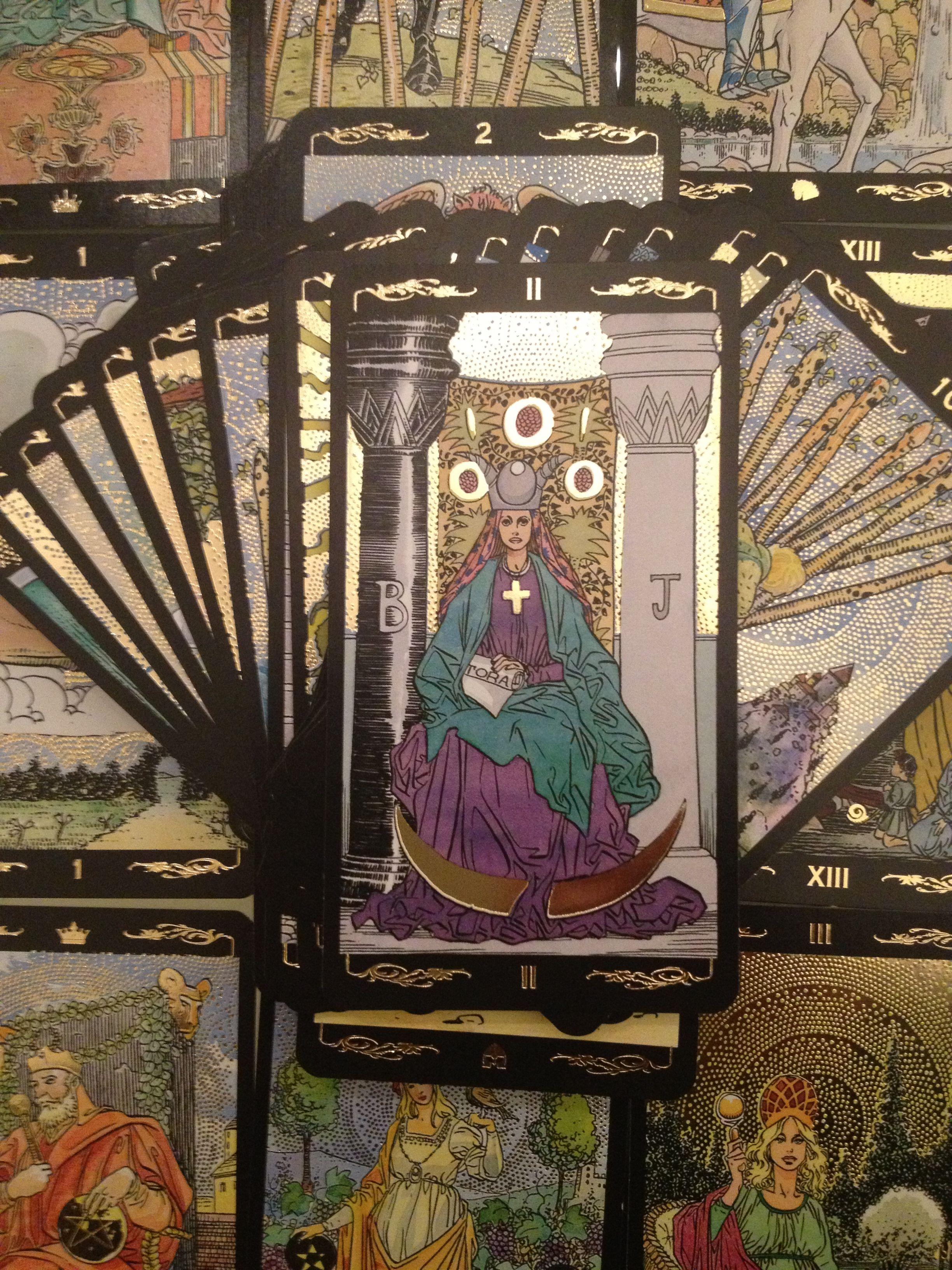 Universal Tarot: Golden Universal Tarot