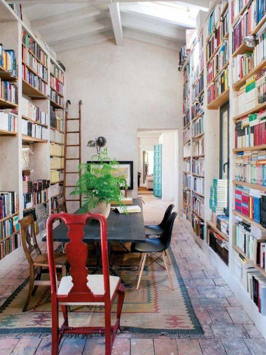 Tumblr O7oh534ir81rs8b72o1 540 Jpg 540 719 Bibliotecas Caseras