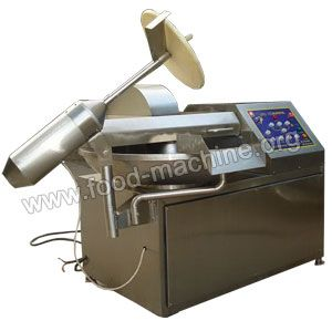 Bowl Chopper By China Top Meat Processing Machinery Supplier Processed Meat Ice And Spice Meat
