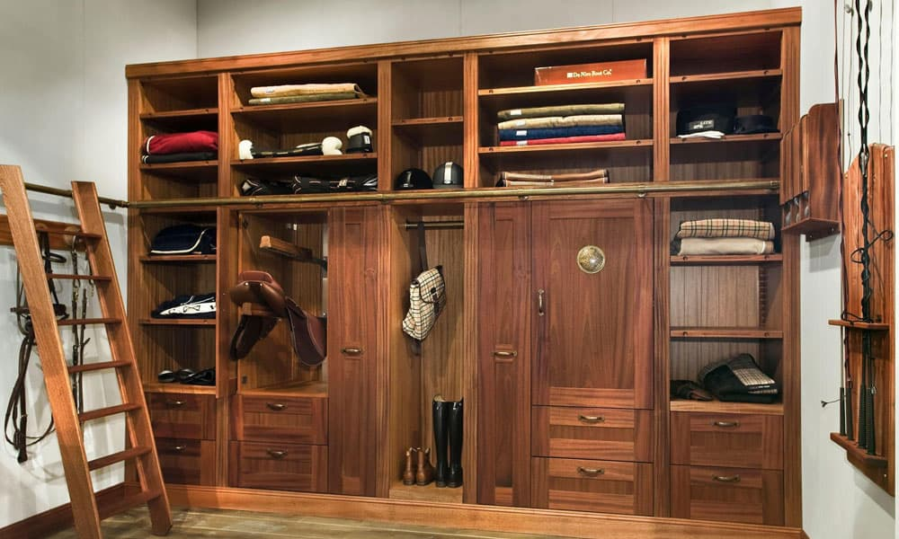 These Luxury Tack Rooms Are Far From Ordinary Horse Tack
